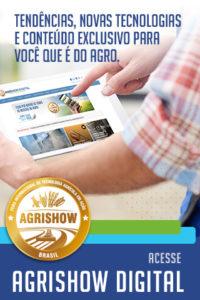 ABEAG - Apoiadora oficial da Agrishow 2020